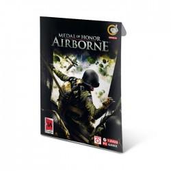 بازی کامپیوتر Medal of Honer Airborne | قیمت پشت جلد 12500 تومان