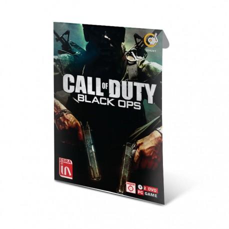 بازی کامپیوتر CALL OF DUTY : BLACK OPS