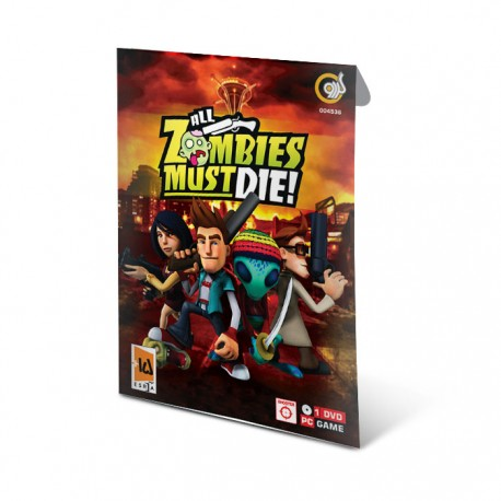 بازی کامپیوتر !All Zombies Must Die