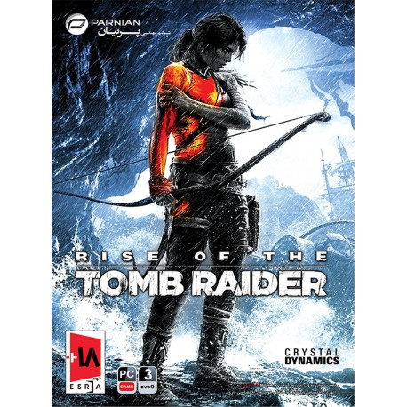 بازی کامپیوتر rise of the tomb raider