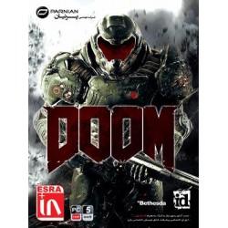 بازی کامپیوتر Doom |قیمت پشت جلد 30500 تومان
