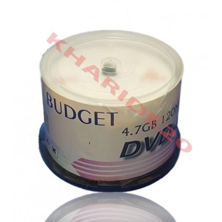 CD BUDGET سی دی خام باجت فله شرینگ