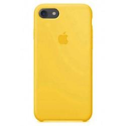 گارد سیلیکونی زرد iphone7