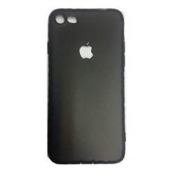 گارد سیلیکونی مشکی iphone7