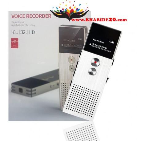 ضبط کننده صدا خبرنگاری LEONO V-33