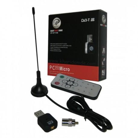 گیرنده تلویزیون TV & USB XP-1100