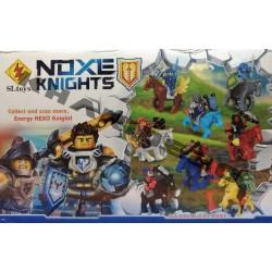 اسباب بازی ساختنی لگو noxe knights (شوالیه) مدل no:SL8955