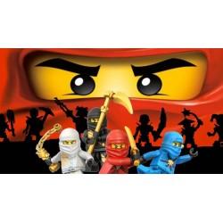 اسباب بازی ساختنی لگو ninja masters of spinjitzu (نینجا مدل ) مدل no:6011
