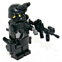اسباب بازی ساختنی لگو the specter assault (نینجا ویژه ) مدل no:51000
