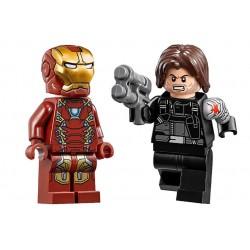 اسباب بازی ساختنی لگو toys civil war 3 iron man مدل no:88919