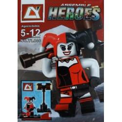 اسباب بازی ساختنی لگو lego assemble heros مدل no:yl800-808