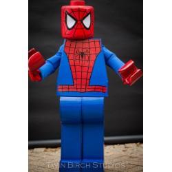 اسباب بازی ساختنی لگو the amaing spiderman مدل no:ml198