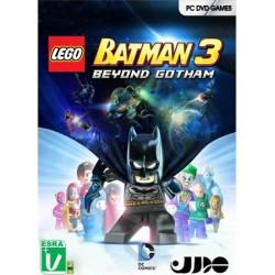 بازی LEGO BATMAN 3