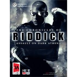 بازی کامپیوتر riddick