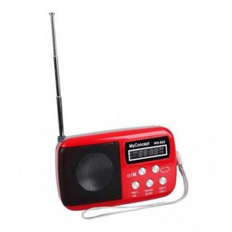 اسپیکر طرح رادیو WS-882