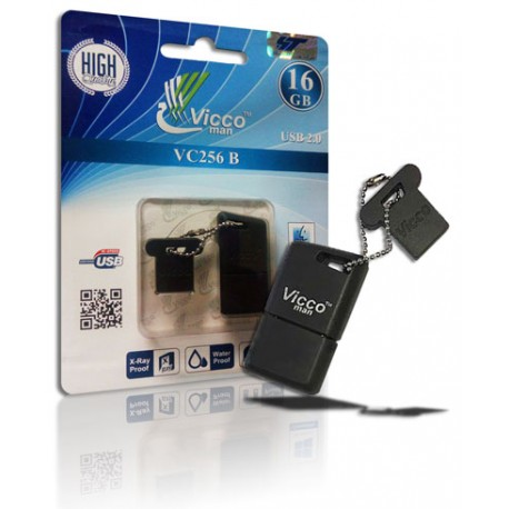 فلش مموری Vicco vc256 B 16GB