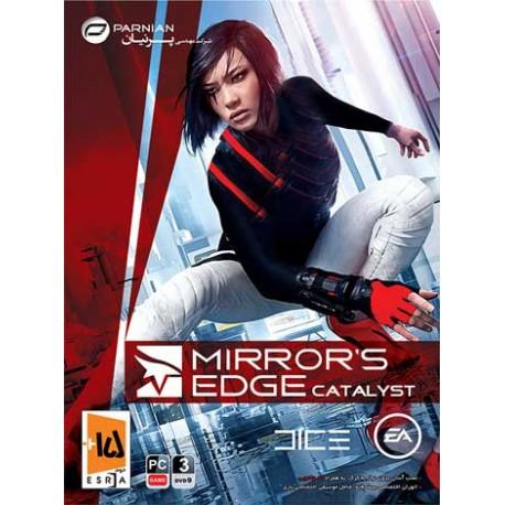 بازی کامپیوتر - MIRRORS EDGE - CATALYST