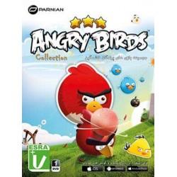 بازی کامپیوتری - ANGRY BIRDS COLLECTION