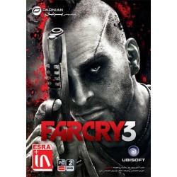 بازی کامپیوتری FARCRY 3 |تعداد حلقه :2DVD |قیمت پشت جلد :105000
