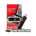 فلش مموری USB 3.0 SanDisk Cruzer Glide 16GB