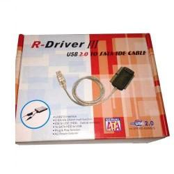 تبديل USB به IDE سه کاره R-Driver