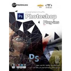 پلاگین ها و ابزارهای فتوشاپ photoshop plug-ins |تعداد حلقه 1DVD9 |قیمت پشت جلد :150000 ریال