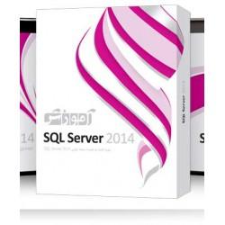 اموزش SQL SERVER 2014 |قیمت پشت جلد 340000 ریال |2DVD9