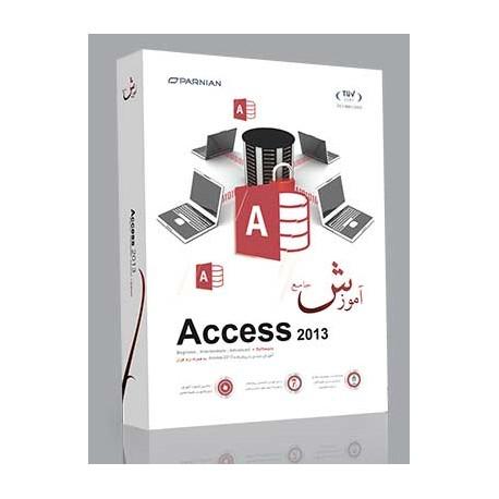 اموزش access | قیمت پشت جلد 255000 ریال |2DVD9