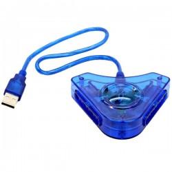 تبدیل دسته پلی استیشن به کامپیوتر رنگ آبی