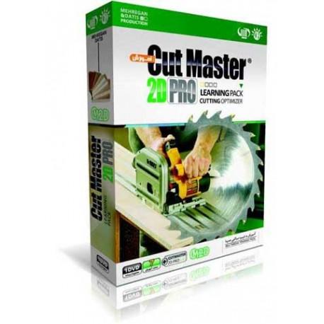 اموزش CUT MASTER |قیمت پشت جلد 250000 ریال |1DVD