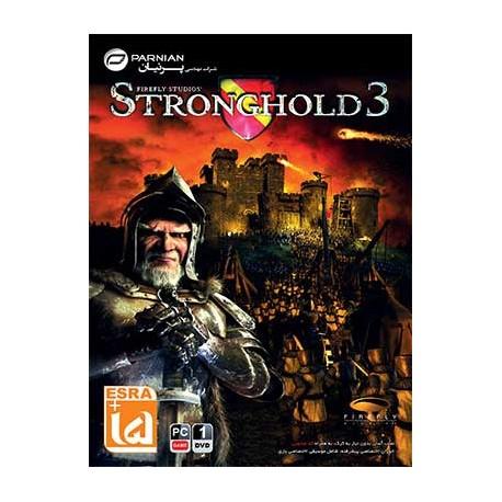 استرانگ هولد STRONGHOLD 3 |قیمت پشت جلد 65000 ریال |1DVD