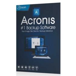 نرم افزار ACRONIS BACKUP SOFTWARS |قیمت پشت جلد 15000|JB -1DVD9