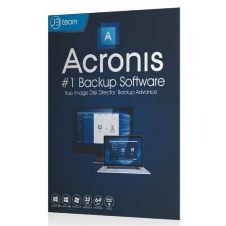 نرم افزار ACRONIS BACKUP SOFTWARS |قیمت پشت جلد 150000 ریال |1DVD9