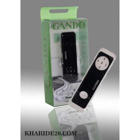 MP3 Player GANDO GN-3P325 , فروش عمده لوازم جانبی موبایل , لوازم جانبی موبایل