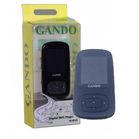 MP3 Player GANDO GN-4P425 , مرکز پخش لوازم جانبی موبایل , پخش لوازم جانبی گوشی