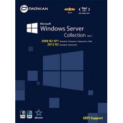 ویندوز سرور windows server collection |قیمت پشت جلد 130000 ریال |1DVD9