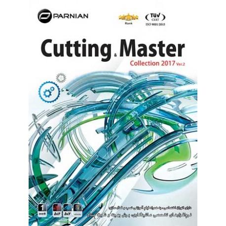 کاتینگ مستر کالکشن CUTTING & MASTER COLLECTION 2017 |قیمت پشت جلد 150000 ریال |1DVD9