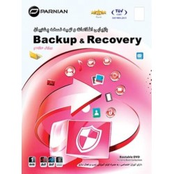 بازیابی اطلاعات و تهیه نسخه پشتیبان Backup & Recovery