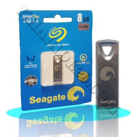فلش 8GB Seagate Armor Plus |سیگیت مدل آرمور پلاس 8گیگ , مرکز پخش رم و فلش , نمایندگی پخش segate
