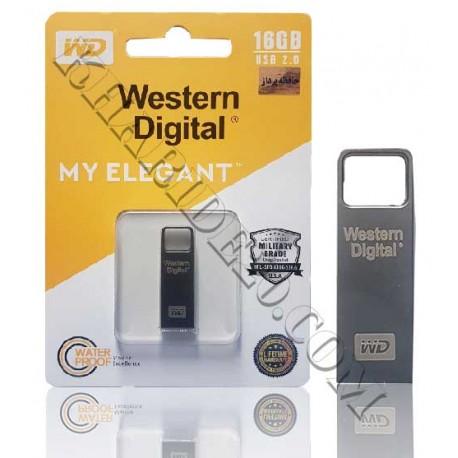 فلش 16GB Western Digital MY ELEGANT , نمایندگی وسترن دیجیتال , پخش محصولات وسترن دیجیتال , پخش Western Digital