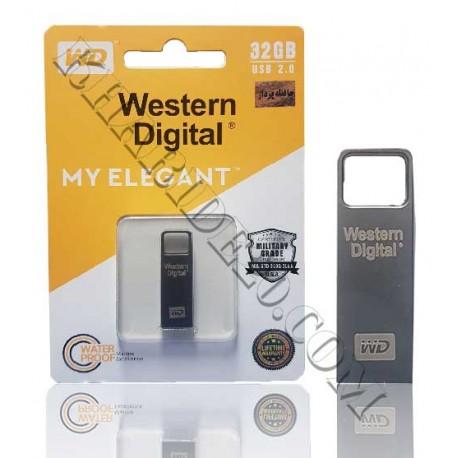 فلش 32GB Western Digital MY ELEGANT | , نمایندگی وسترن دیجیتال , پخش محصولات وسترن دیجیتال , پخش Western Digital