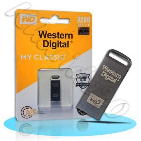 فلش 32GB Western Digital MY CLASSIC | نمایندگی وسترن دیجیتال , پخش محصولات وسترن دیجیتال , پخش Western Digital