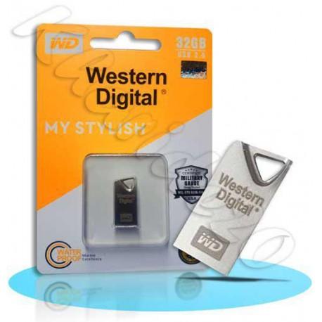 فلش 32GB Western Digital MY STYLISH | نمایندگی وسترن دیجیتال , پخش محصولات وسترن دیجیتال , پخش Western Digital