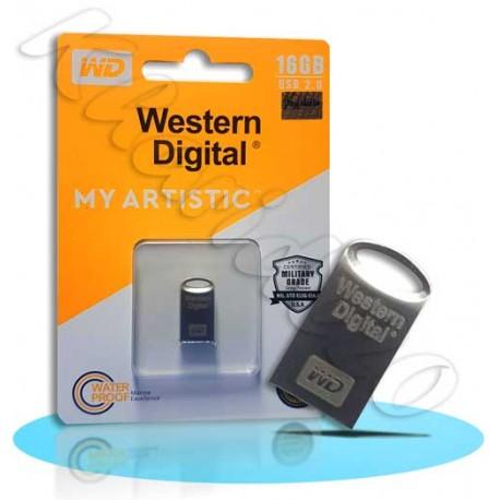 فلش 16GB Western Digital MY ARTISTIC, نمایندگی وسترن دیجیتال , پخش محصولات وسترن دیجیتال , پخش Western Digital