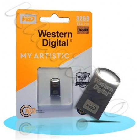 فلش 32GB Western Digital MY ARTISTIC , نمایندگی وسترن دیجیتال , پخش محصولات وسترن دیجیتال , پخش Western Digital