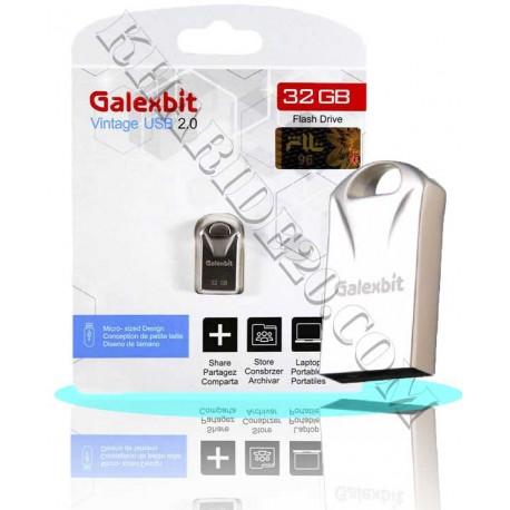 فلش مموری Galexbit 32GB Vintage| گلکس بیت 32 گیگ مدل وینتیج