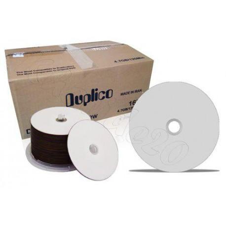 کارتن 600 تایی دی وی دی پرینتیبل داپلیکو | DVD Printable Duplico