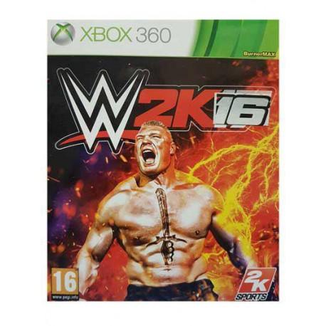 بازی کشتی کج W2K16 برای کنسول XBOX 360