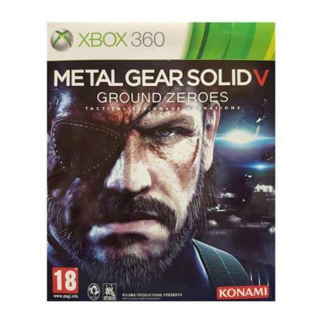 بازی METAL GEAR SOLID V برای کنسول XBOX 360