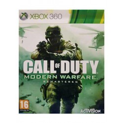 بازی CALL OF DUTY MODERN WARFARE برای کنسول XBOX 360